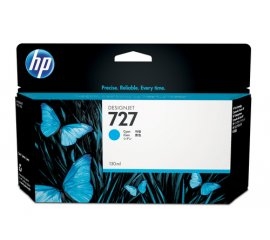 HP 727 Originale Ciano