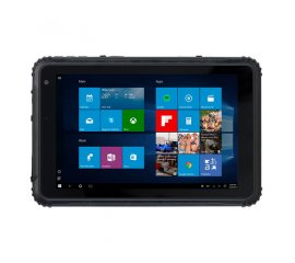 "CAT T20 20,3 cm (8"") Intel Atom® 2 GB 64 GB Wi-Fi 4 (802.11n) 4G LTE Nero Windows 10 Home"