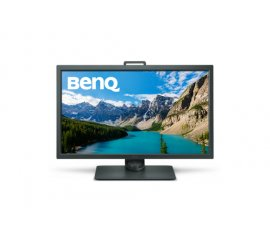 "Benq SW320 monitor piatto per PC 80 cm (31.5"") 3840 x 2160 Pixel 4K Ultra HD LED Grigio"