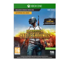 Microsoft PlayerUnknown's Battlegrounds, Xbox One Basic ITA