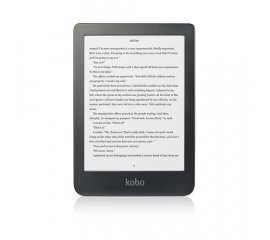 Rakuten Kobo Clara HD lettore e-book Touch screen 8 GB Wi-Fi Nero