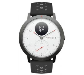 Withings Steel HR Sport smartwatch Bianco Analogico