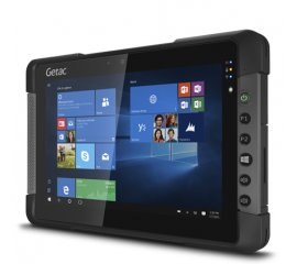 "Getac T800 G2 20,6 cm (8.1"") Intel Atom® 8 GB 64 GB Wi-Fi 5 (802.11ac) Nero Windows 10 Pro"