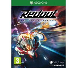 Digital Bros Redout: Lightspeed Edition, Xbox One videogioco Basic Inglese