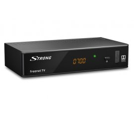 Strong SRT 8541 set-top box TV Terrestre Full HD Nero