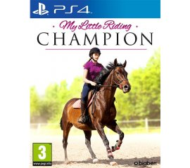 Bigben Interactive My Little Riding Champion PS4 videogioco PlayStation 4 Basic
