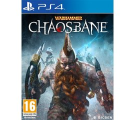Bigben Interactive WARHAMMER: CHAOSBANE (PS4) PlayStation 4 Basic