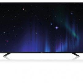 "Sharp LC-43UI7252E TV 109,2 cm (43"") 4K Ultra HD Smart TV Wi-Fi Nero venduto su Radionovelli.it!"