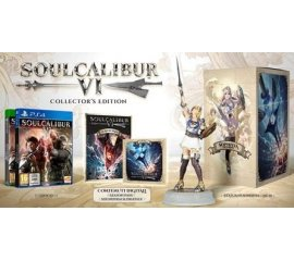 BANDAI NAMCO Entertainment SOULCALIBUR VI COLLECTOR'S EDITION - PS4 (season pass/ost/statua) videogioco PlayStation 4 Basic