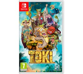 Activision Toki, Switch Basic Inglese, ITA Nintendo Switch