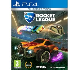 505 Games Rocket League Collector's Edition Ps4 PlayStation 4 Basic