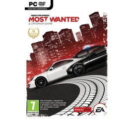 Electronic Arts Need For Speed Most Wanted Pc Basic ITA