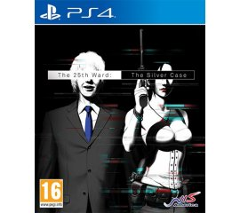NIS America The 25th Ward: The Silver Case (PS4) PlayStation 4 Basic