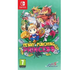 NIS America Penny-Punching Princess (SWI) Nintendo Switch Basic
