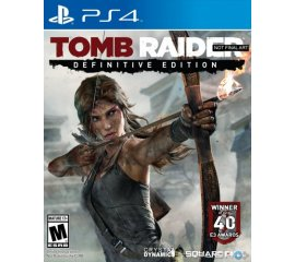 BANDAI NAMCO Entertainment Tomb Raider: Definitive Edition, PS4 PlayStation 4 Definitiva Inglese