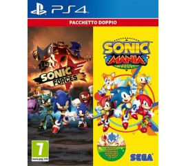SEGA SONIC DOUBLE PACK (PS4) PlayStation 4 Basic