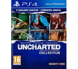 Sony Uncharted:The Nathan Drake Coll. Ps4 videogioco PlayStation 4 Basic