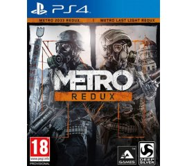 Deep Silver Metro Redux Ps4 Basic ITA PlayStation 4