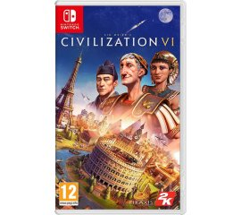 Take-Two Interactive Sid Meier's Civilization VI, Switch videogioco Nintendo Switch Basic