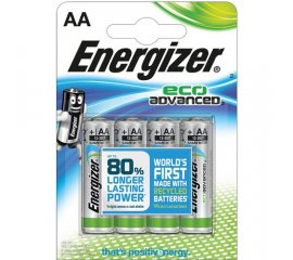 Energizer EcoAdvanced Single-use battery Stilo AA Alcalino