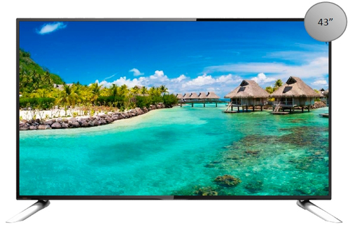 "Nordmende ND43S3100H TV 109,2 cm (43"") Full HD Smart TV Wi-Fi Nero venduto su Radionovelli.it!"