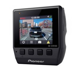 Pioneer ND-DVR100 dash cam Full HD Nero