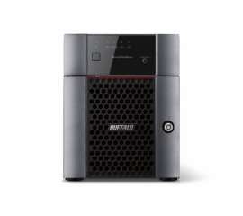 Buffalo TeraStation 3410DN AL212 Collegamento ethernet LAN Desktop Nero NAS