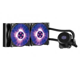 Cooler Master MasterLiquid ML240L RGB raffredamento dell'acqua e freon Processore