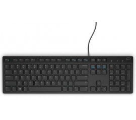 DELL KB216 tastiera USB QWERTY Italiano Nero