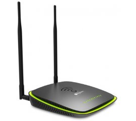 Digicom RAW1200-T06 router wireless Dual-band (2.4 GHz/5 GHz) Gigabit Ethernet Nero, Verde