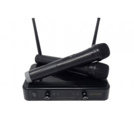 Empire W-601II C Radio microphone Nero