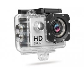 Hamlet Exagerate Sport Action Cam action camera HD sport edition con 20 accessori inclusi