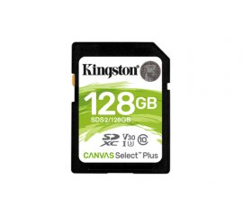Kingston Technology Canvas Select Plus memoria flash 128 GB SDXC Classe 10 UHS-I