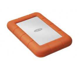 LaCie Rugged Mini disco rigido esterno 4000 GB Arancione