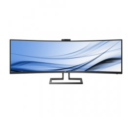 Philips P Line Display LCD curvo in 32:9 SuperWide 499P9H/00