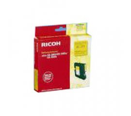 Ricoh Regular Yield Gel Cartridge Yellow 1k Originale Giallo 1 pezzo(i)