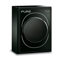 Pure S-1 Flow 1-via 7 W Nero Cablato
