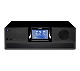 Classe Sigma 2200i amplificatore audio Nero