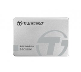 "Transcend SSD220S 2.5"" 480 GB Serial ATA III 3D NAND"