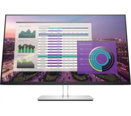 "HP EliteDisplay E324q 80 cm (31.5"") 2560 x 1440 Pixel Quad HD LED Grigio"