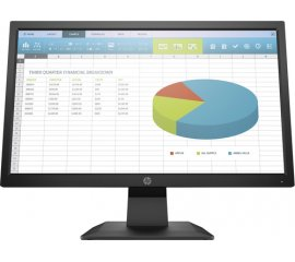 "HP P204 49,5 cm (19.5"") 1600 x 900 Pixel HD+ LED Nero"