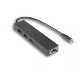 i-tec Advance C31GL3SLIM hub di interfaccia USB 3.2 Gen 1 (3.1 Gen 1) Type-C 5000 Mbit/s Nero
