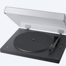 Sony PSLX310BT piatto audio Giradischi a trasmissione diretta Nero venduto su Radionovelli.it!