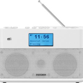 Kenwood CR-ST50DAB-W radio Portatile Analogico e digitale Bianco e' ora in vendita su Radionovelli.it!