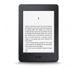 Amazon Kindle Paperwhite 6 lettore e-book Touch screen 4 GB Wi-Fi Nero
