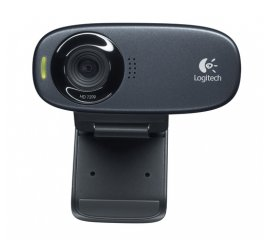 Logitech C310 webcam 5 MP 1280 x 720 Pixel USB Nero