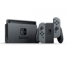 "Nintendo Switch console da gioco portatile Grigio 15,8 cm (6.2"") Touch screen 32 GB Wi-Fi"