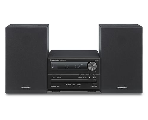 Panasonic SC-PM250 Microsistema audio per la casa Nero 20 W e' ora in vendita su Radionovelli.it!