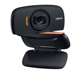 Logitech B525 HD webcam 2 MP 1280 x 720 Pixel USB 2.0 Nero