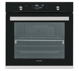 Sharp Home Appliances K-71V28BM2-EU forno Forno elettrico 78 L 3100 W Nero A